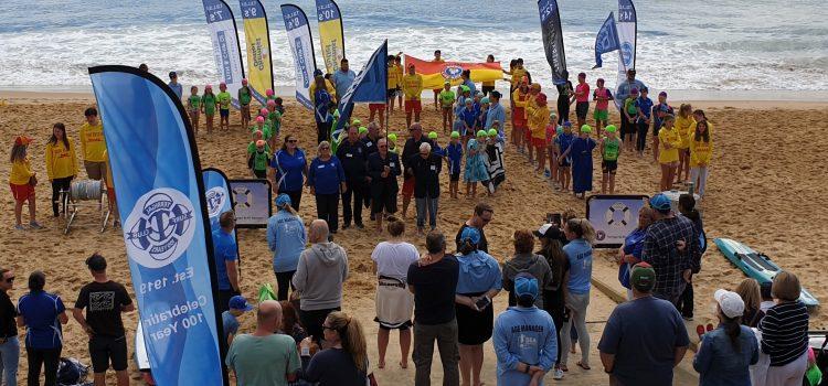 Celebrating 100 years of Surf Life Saving